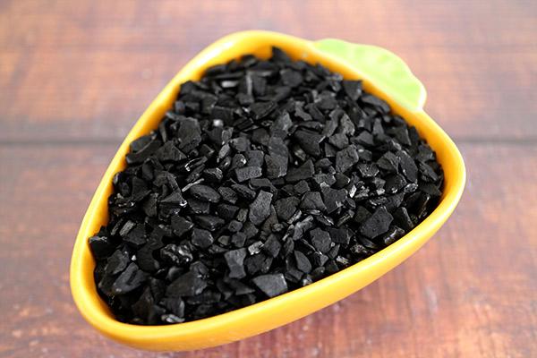 高强度煤质颗粒活性炭
