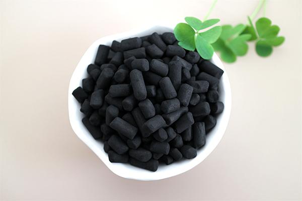 圆柱状活性炭