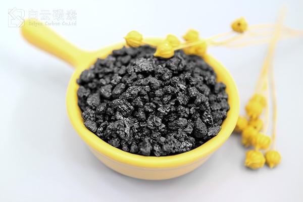 石墨化增碳剂指标