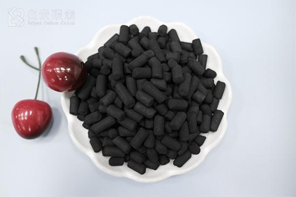 活性炭脱硫