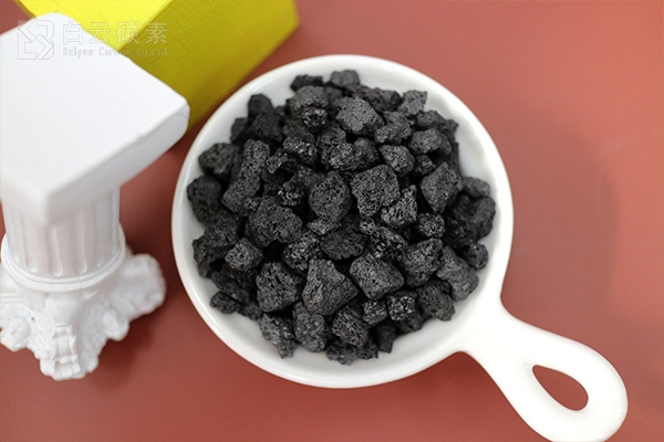煅烧石油焦增碳剂