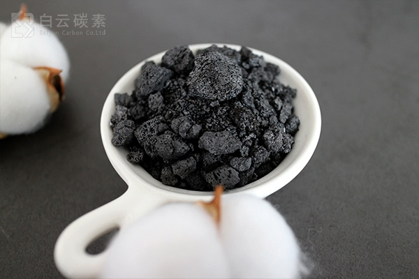 石墨化石油焦增碳剂的使用